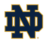 University of Notre Dame Athletics Logo